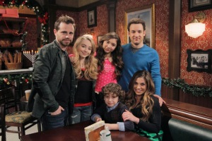 RIDER STRONG, SABRINA CARPENTER, ROWAN BLANCHARD, AUGUST MATURO, BEN SAVAGE, DANIELLE FISHEL